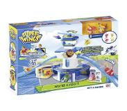 Super Wings speelset World Airport 3 delig