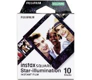 Fujifilm Instax Square Film - Star Illumination - 10 stuks