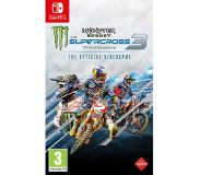 Namco Monster Energy Supercross: The Official Videogame 3 NL/FR Switch