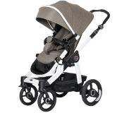 Hartan Kinderwagen Racer GTX met handrem Jolly Sheep (519) frame wit