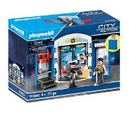 Playmobil Speelbox Politiestation 70306
