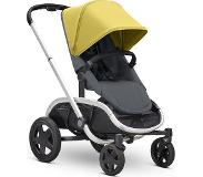 Quinny Hubb Mono Kinderwagen - Ochre On Graphite +