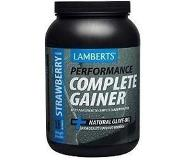 Lamberts Weight gainer strawberry whey proteine 1816 Gram 1816g -