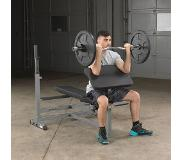 Body-solid Preacher Curl Station