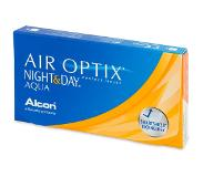 Alcon Air Optix Night and Day Aqua (3 lenzen)