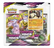 Pokémon TCG Sun & Moon Unified Minds 3BB