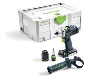 Festool DRC 18/4 Li Basic Accu Schroefboormachine in Systainer 574695