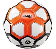 Jako Ballen Jako - Trainingsbal Striker MS 5 Wit-Fluo oranje-Zwart