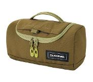 Dakine Revival Toiletry Kit M dark olive Toilettas