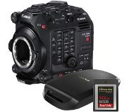 Canon EOS C500 Mark II + Sandisk CFexpress 512 GB kit