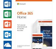 Microsoft Office 365 Home Abonnement 1 jaar EN