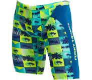 Funky Trunks Training Jammers Heren, pop tropo DE 7 | US 38 2020 Zwembroeken