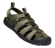 Keen Clearwater CNX Sandalen Heren, forest night/black 2020 US 12 | EU 46 Casual sandalen
