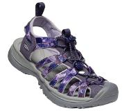 Keen Whisper Sandalen Dames, purple tropical 2020 US 8,5 | EU 39 Casual sandalen