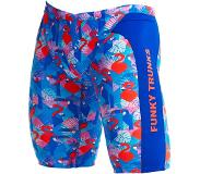 Funky Trunks Training Jammers Heren, flaming vegas DE 6 | US 36 2020 Zwembroeken