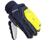 Reece Spelershandschoen Reece - Elite Protection Glove Full Finger S Donkerblauw-Donkerblauw-Geel