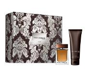 Dolce&Gabbana The One For Men Geschenkset Edt 50ml Asb 75ml Set