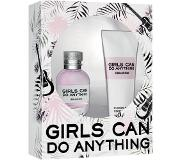Zadig & Voltaire - Girls Can Do Anything EDP 50 ml + Body Lotion 100 ml - Giftset