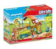 Playmobil 70281 Speeltuin