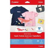 Canon df-101 a 4 dark fabric iron-on transfers 5 vellen
