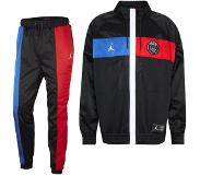 Nike Paris Saint Germain AIR Jordan Trainingspak Zwart Rood Blauw