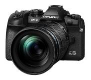 Olympus OM-D E-M1 Mark III + 12-100mm f/4 IS Pro