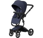 Mima Xari Sport Kinderwagen & Muskietennet & Adapter - Black/Denim +