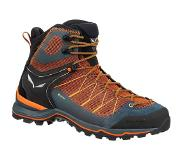 Salewa MTN Trainer Lite GTX Mid Schoenen Heren, black out/carrot 2020 UK 10,5 | EU 45 Trekking- & Wandelschoenen
