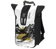 Ortlieb Velocity Design Summit 24 L white/black Rugzak Multicolor