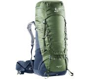 Deuter Backpack Deuter Aircontact 65 + 10 Khaki Navy