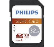 Philips sdhc card 32gb class 10 uhs-i u1