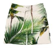 Snurk Palm Beach sweatshorts met print