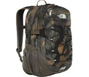 "The North Face Borealis Classic 15"" Burnt Olive Green/Waxed Camo 29L"