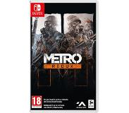 Deep Silver Metro Redux NL/FR Switch