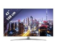 Hisense H55U7B led-tv (138 cm / 55 inch), 4K Ultra HD, smart-tv