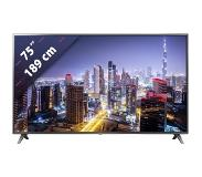 LG 75UM7050PLF LED-televisie (189 cm / (75 Inch), 4K Ultra HD, Smart-TV