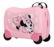 Samsonite Dream Rider Disney Suitcase minnie glitter Kinderkoffer