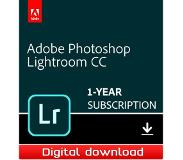 Adobe Lightroom CC - 1TB cloudopslag 1 gebruiker - 1 Jaar - (Windows/Mac) - NL/EN/FR/DE *DOWNLOAD*