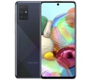 Samsung galaxy a71 prism crush black 6+128gb