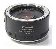Canon EF Life Size Converter Macro Lens 50mm F/2.5