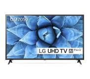 LG 55UM7050PLC LED-televisie (139 cm / (55 Inch), 4K Ultra HD, Smart-TV