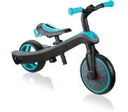 Globber Trike Explorter 2 in 1 Junior Blauw/Zwart