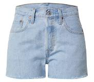 Levi's high waisted jeans shorts