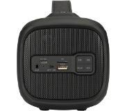 Caliber Bluetooth Speaker Met FM Radio - Zwart (HPG425BT)