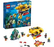 LEGO City - Ocean Exploration Submarine (60264)