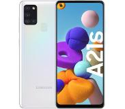 Samsung Galaxy A21s Wit