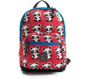 Pick & Pack Schooltas Backpack Panda Rood