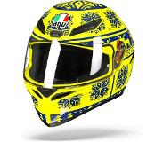 AGV K1 Winter Test 2015 Integraalhelm S
