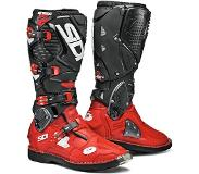 Sidi Crossfire 3 Red Red Black Motorcycle Boots 49