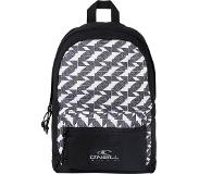 O'Neill Coastline mini Backpack white aop/black
